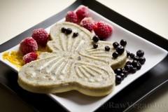 Ciocolată albă cu vanilie și aromă de lămâie