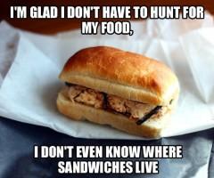 Sandwich simplu