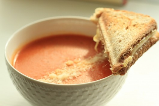 Rețetă Supă cremă de roșii cu orez
