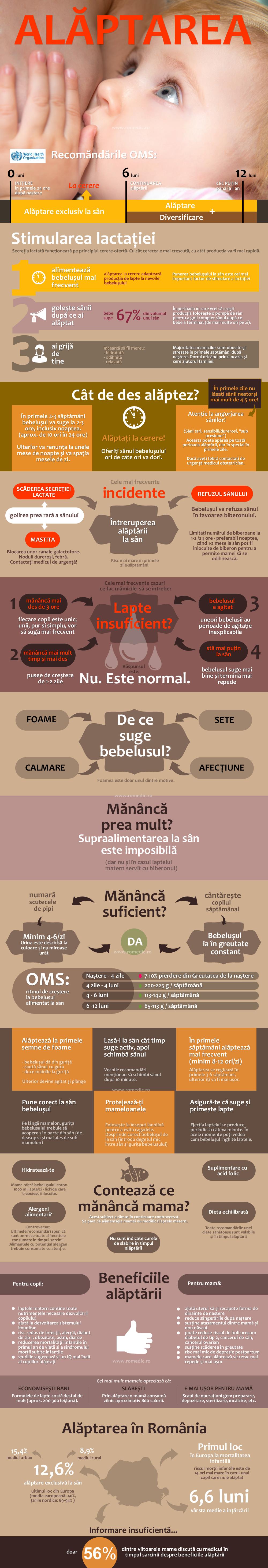 Alaptarea Infografic