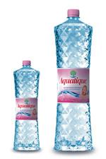 Apa minerală naturală oligominerală Aquatique