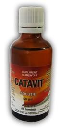 CATAVIT - asociat tratamentului antitumoral