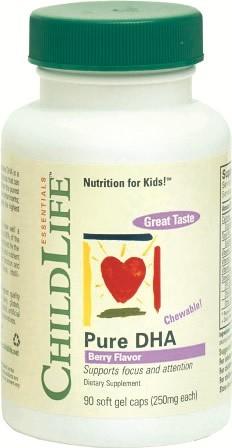 Tratamentul complementar al autismului cu Pure DHA