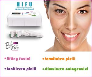 HIFU – Lifting Facial. Ultima tehnologie in domeniu