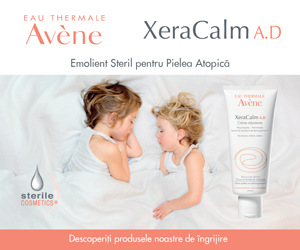 Xeracalm A.D. pentru tratamentul dermatitei atopice