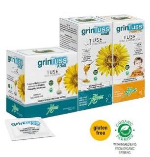Grintuss - Remediul pentru tusea seacă și cea productivă într-un singur produs