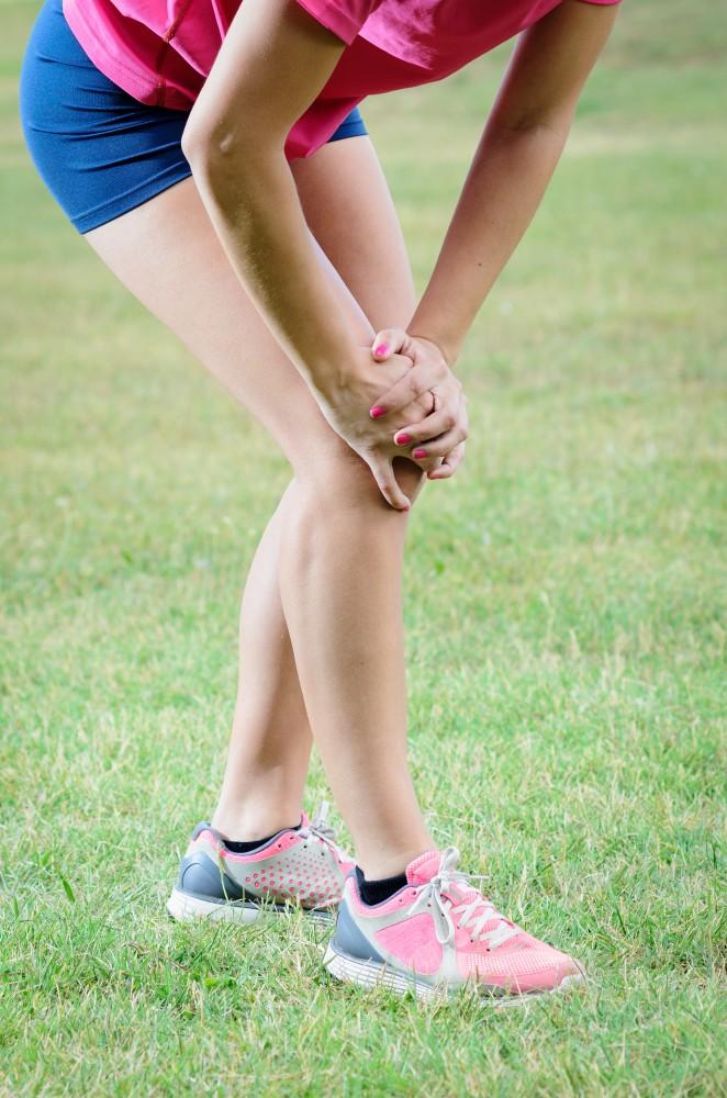Inflamația genunchiului de prim ajutor. Care sunt simptomele rupturii de ligament?