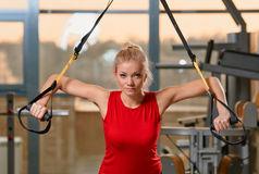 Exercițiile în suspensie (TRX)