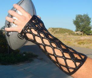 Dispozitivul modern ce poate înlocui gipsul pentru imobilizarea fracturilor