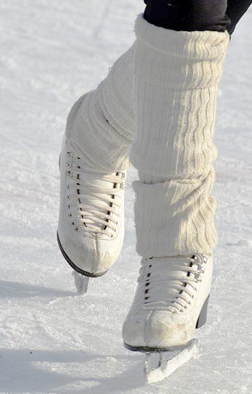 Siguranța la patinoar