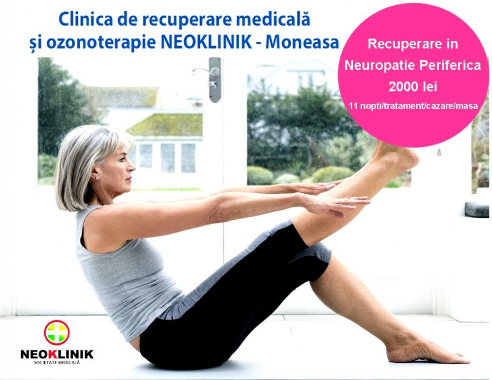 tratament de neuropatie la genunchi