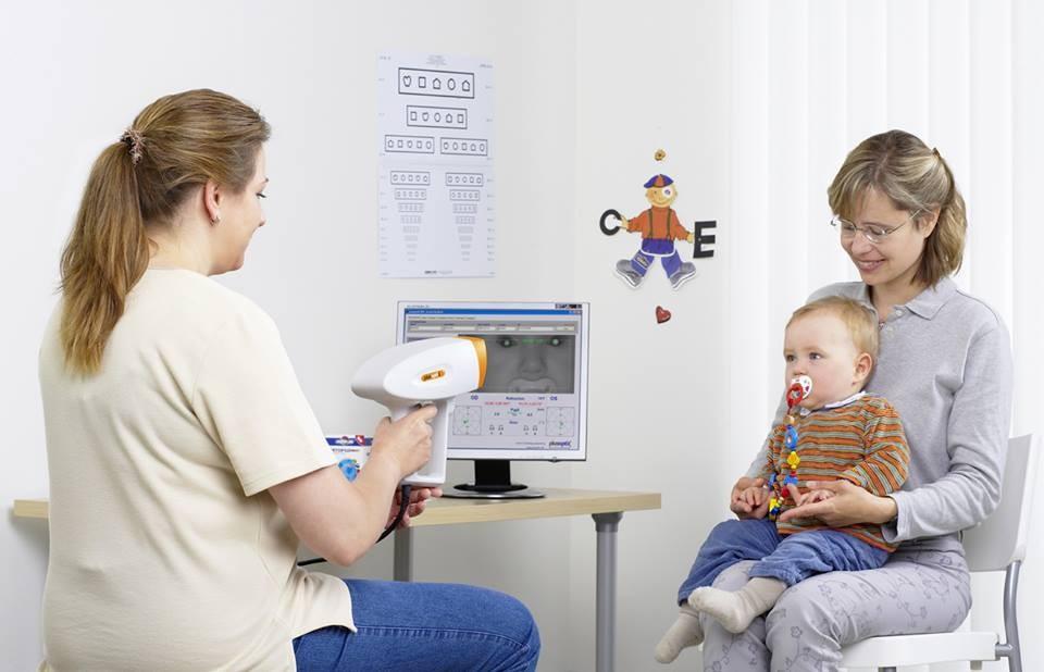 articole despre oftalmologie pediatrică test vizual acuitate vizuală