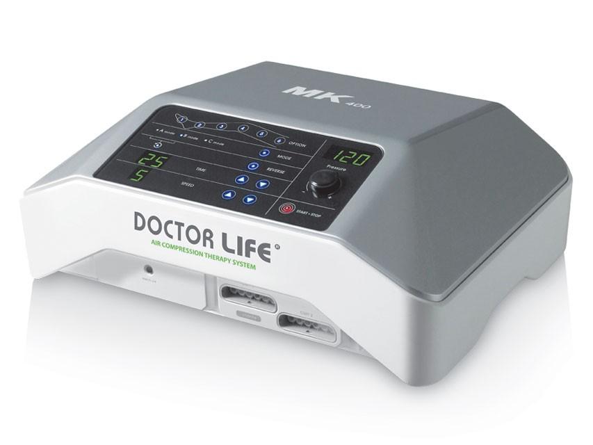 Cel Mai Avansat Drenaj Limfatic Cu Presoterapie Digitala LYMPHASTIM™